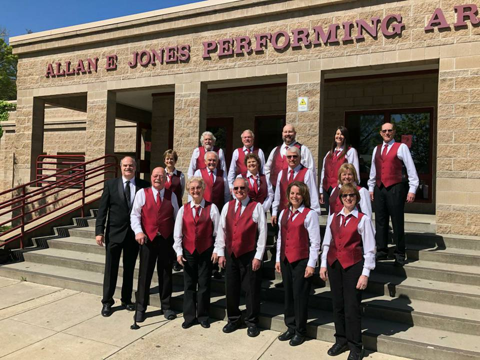 Stockton Portsmen Barbershop Chorus