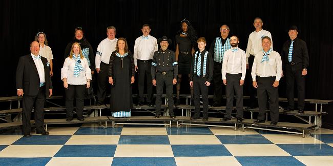 da Upper Yoopers' Barbershop⁺ Chorus